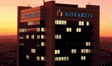 Marie-France Tschudin folgt Pauk Hudson als Pharmachefin bei Novartis nach. (Bild: Novartis)