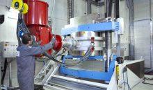 KSB hat am westfranzösischen Standort La Roche-Chalais seine Produktionskapazität für Flüssiggasabsperrklappen erweitert. (Bild: KSB)