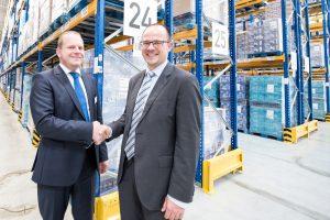 Logistik-Dienstleister B+S investiert für Großauftrag von Nestlé Purina