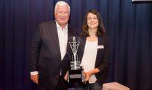 Entrepreneurship-Award: Evonik zeichnet Mitarbeiterin aus