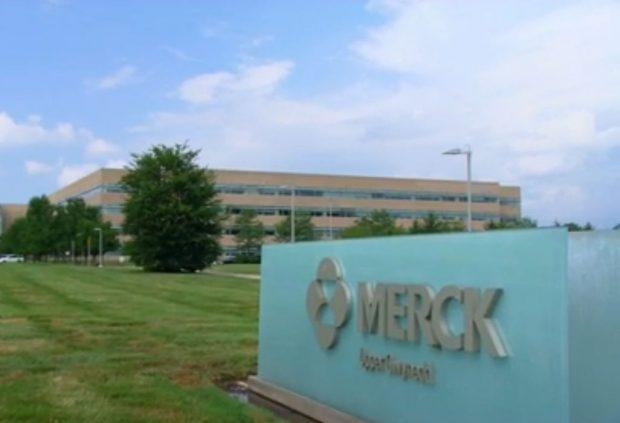 ...dem US-Unternehmen Merck auf Rang vier, mit einem Jahresumsatz von 34,8 Mrd. US-Dollar. (Bild: Merck & Co)
