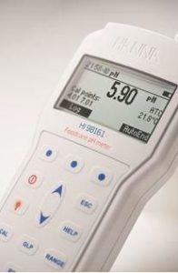pH-Meter Baureihe HI9816X