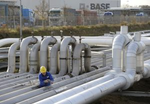 BASF-Großbrand: Ursachensuche hat begonnen