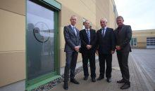 Bayer weiht Forschungskomplex für Biologika ein
