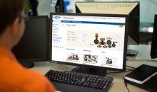Überblick im Ventil-Sortiment: Das Online-Tool hilft bei der Suche nach der richtigen Lösung. (Bild: GF Piping Systems)