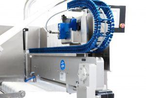 Kunststoff-Energiekette im Hygienic Design
