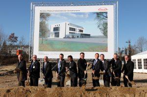Takeda startet Bauprojekt für Impfstoffproduktion