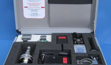 Der Keimsammler M2000 vermeidet Druckverlust bei der mikrobiologischen Probennahme von Gasen. (Bild: Schico)