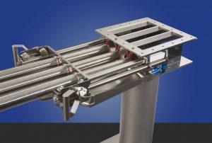 Easycleanflow  Metallabscheider   NEUE GENERATION VON MAGNETABSCHEIDERN FÜR PULVER