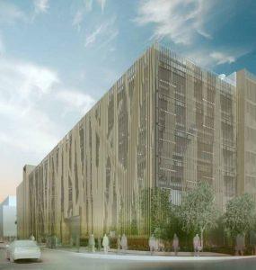 Das neue Forschungsinstitut findet seinen Platz im 3. Stock eines Neubaus der University of Oxford. Die Eröffnung ist für 2018 geplant. (Bild: Novo Nordisk)