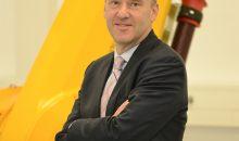 Gerald Vogt ist Group Division Manager des Stäubli-Bereichs Robotik. Bild: Stäubli