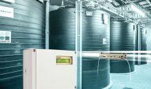 Das Ultraschallsystem entstand explizit als Medienwächter zum Überwachen bei Befüllvorgängen von Chemikalien. (Bild: Flexim)
