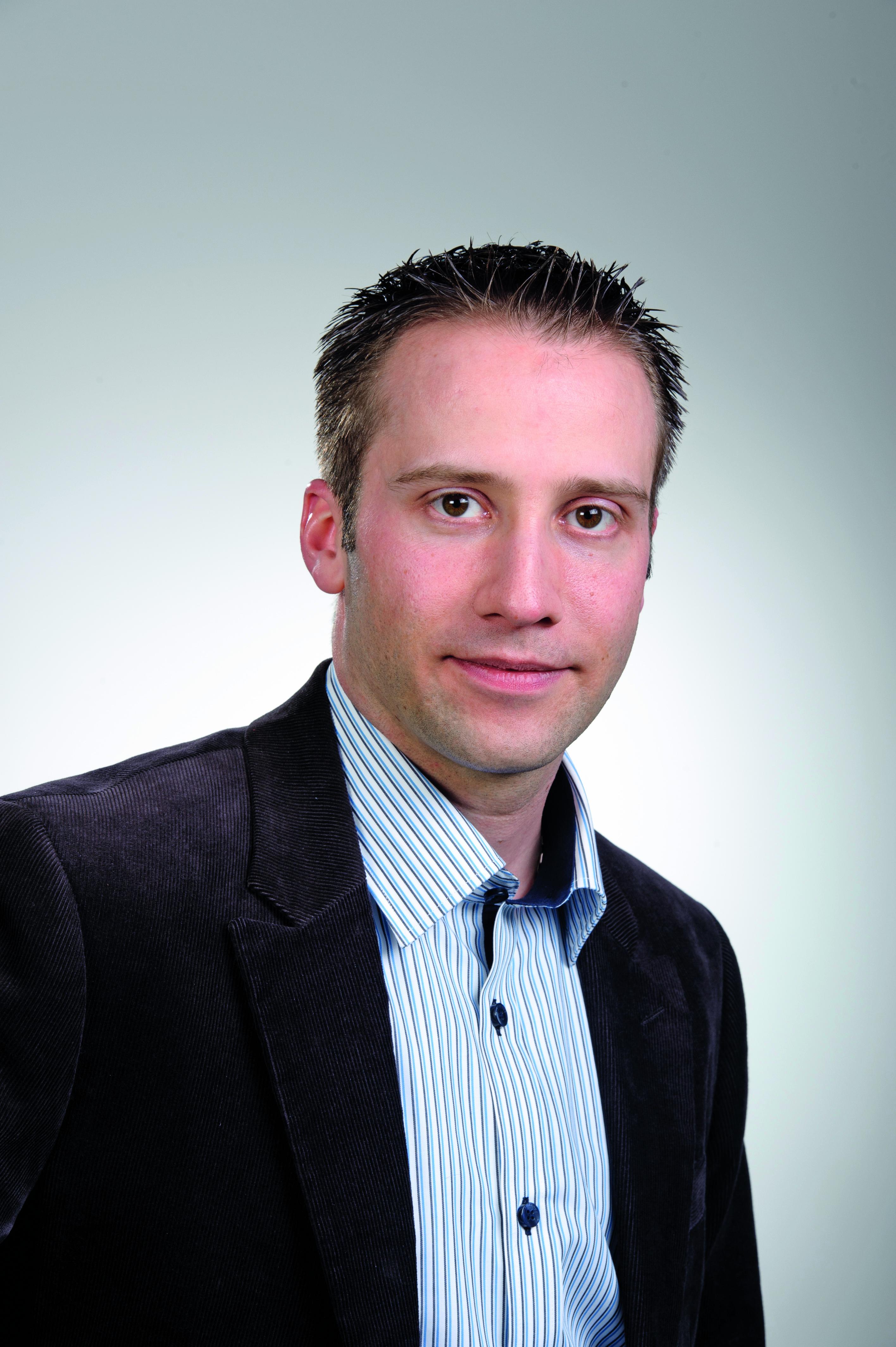 Ruedi Gloor ist Geschäftsführer von Inasoft.