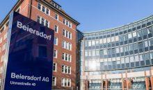 Was der Vorstandsvorsitzende Heidenreich über das Geschäftsjahr 2016 berichten konnte, dürfte den Aktionären gefallen haben. (Bild: Beiersdorf)
