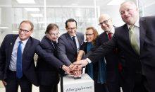 Allergopharma weiht neue biopharmazeutische Produktion in Reinbek ein. Bild: Merck