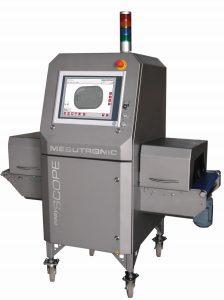 Mesutronic 1703pf018_Röntgeninspektionssystem easy SCOPE