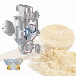 amixon 1703pf007 Mischer für Babynahrung Interpack2017 Dairy_KS