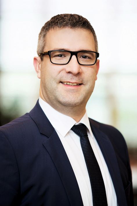 Andreas Hänel, Herstellungsleiter OSD, R-Pharm Germany