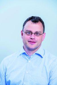 Henning Grönwoldt-Hesse, Vertriebsleiter Jung Process Systems