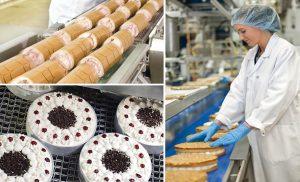 Bei den großen Produktionsmengen ist die Verlässlichkeit der eingesetzten Technik entscheidender Faktor.(Bild: Coppenrath & Wiese)