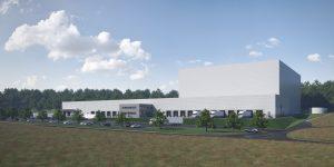 SSI Schäfer Logistikzentrum Altmühltaler Minneralbrunnen