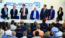 Bereits seit Ende Juni ist Romaco offiziell Teil von Truking. (Bild: Romaco)