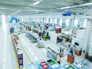 Uhlmann Pac-Systeme GmbH & Co. KG -  new building B