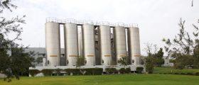 GEA baut für Amulfed die Produktionsanlage mit der größten Kapazität für Magermilchpulver und Kaffeeweißer in Asien. (Bild: GEA)