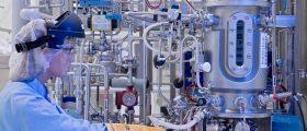 Das Biotech-Geschäft beschert Lonza stabiles Wachstum. (Bild: Lonza)