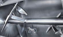 Für das Herstellen diätischer Zusatzstoffe steht Betreibern mit Pflugschar-Mischern eine kostengünstige Alternative zur Verfügung. (Bild: Gebr. Lödige)