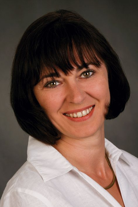 Ursula Hahn, Leitung Produktmanagement, Sanner