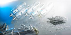 """Bottle-to-Bottle-Recycling – Das PET-Recycling zur Wiederverwendung als lebensmitteltaugliches """"Food-Grade""""-Verpackungsmaterial nimmt weltweit an Dynamik zu. (Bild: Krones)"""