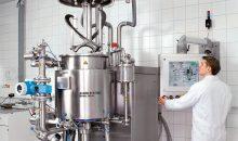 Geschlossene Systeme sind wichtige Voraussetzung für den Produkt- und Arbeitsschutz. (Bild: Ekato)
