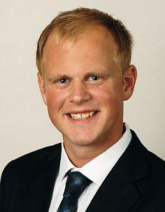 Matthias Hänsel,  Leitung Marketing, Hecht Technologie
