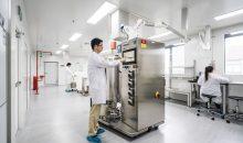 Merck hat in Shanghai sein erstes Bioreliance Biodevelopment Center in der Region Asien-Pazifik eröffnet. Bild: Merck