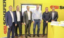 """NorgesGruppen hat SSI Schäfer im Rahmen des Expertenforums """"Logistica"""" mit der Realisierung eines Logistikzentrums für die Unternehmenstochter Asko beauftragt. (Bild: SSI Schäfer)"""