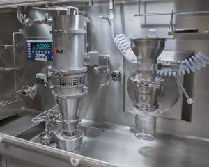 art 1707pf028_Reinraumtechnik Isolator Powtech2017