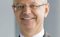 Dr. Christian Fischer übernimmt den Vorstandsvorsitz bei Gerresheimer von Uwe Röhrhoff. (Bild. Gerresheimer)