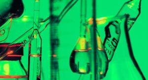 Akzonobel produziert in Dänemark hochreines Salz für pharmazeutische Anwendungen wie Dialyse-Lösungen. (Bild: Akzonobel)
