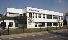 Mit dem Neubau in Lyon zieht Endress+Hauser Frankreich unter ein Dach mit dem Vertrieb des Tochterunternehmens Kaiser Optical Systems. (Bild: Endress+Hauser)