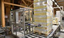 REA JET 1712pf021Palletten Etikettierer Versandlager