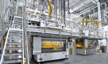 GEA hat die italienische PAVAN-Gruppe übernommen, einen Anbieter von Extrusionslösungen für die Lebensmittelindustrie wie die gezeigte Pasta-Maschine. (Bild: GEA)