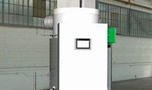 Auch für geringen Bedarf eignet sich die thermische Nachverbrennung mit einer entsprechend angepassten Anlage. (Bild: Birk)