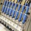pH-Messelektroden auf dem Prüfstand im Standort von Endress+Hauser Conducta in Waldheim. (Bild: Redaktion)