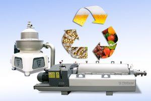 flottweg 1801pf010_Zentrifuge Anuga Foodtec 2018 Dekanterzentrifuge Z2E Separator AC 1200