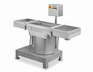 fuchs 1801pf014_Siebmaschine SIFTOMAT_food Anuga Foodtec 2018 Plansiebmaschine