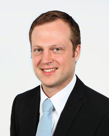 Arne Rehm, Produktmanager, Schreiner Medipharm