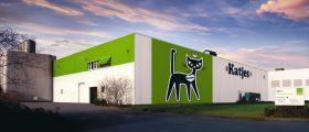 Die Erweiterung am Stammwerk in Emmerich will das Unternehmen Anfang 2019 abschließen. (Bild: Katjes Fassin)