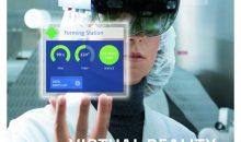Welche Vorteile bringen Virtual-Reality- und Augmented-Reality-Anwendungen? Ein Whitepaper von Uhlmann gibt Antworten. (Bild. Uhlmann)