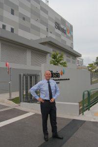 Für das Werk in Singapur zeichnet Jorgen Hejl, Jorgen Hejl, Managing Director der Silesia Flavours South East Asia, verantwortlich. (Bild: Silesia)